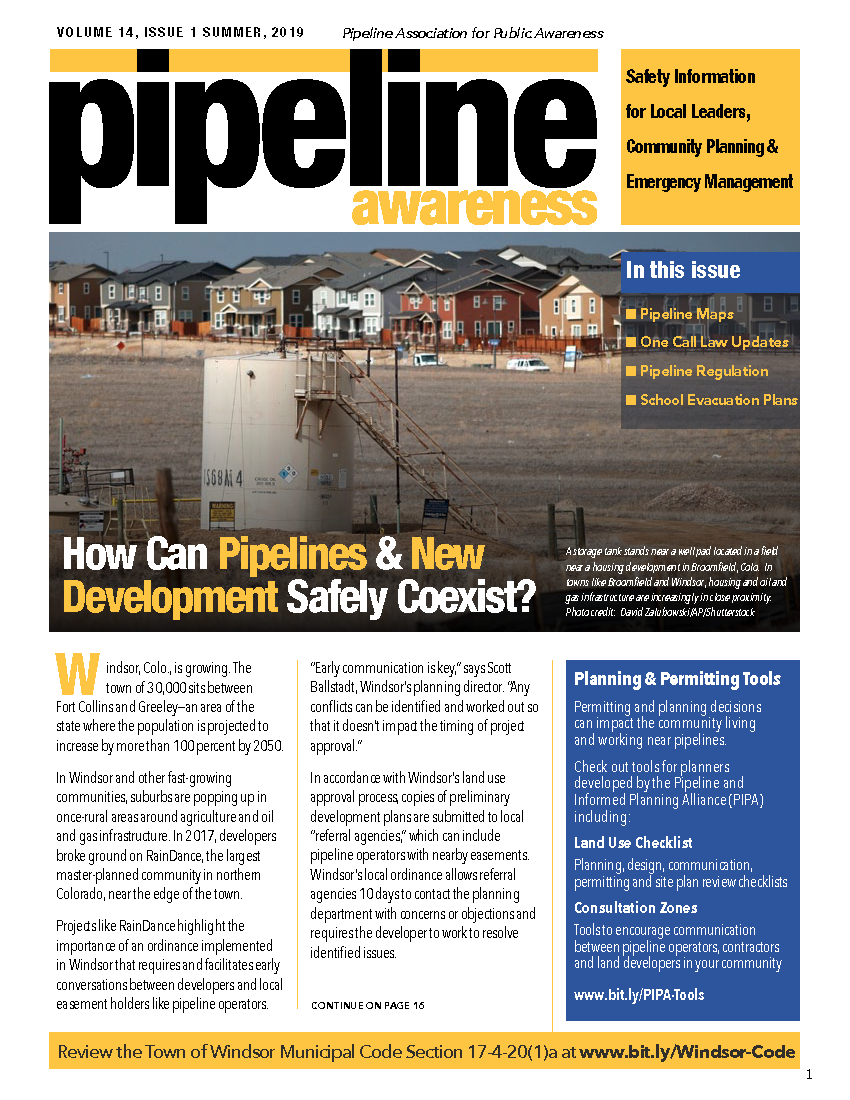 Colorado Pipeline Association
